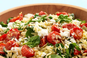 Grilled Tomato Pasta Salad Recipe List - SaleWhale.ca