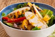 Grilled Chicken & Pineapple Salad