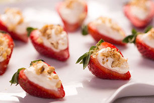 Strawberry-Cream Cheese Bites
