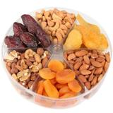assorted dried fruit