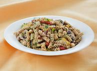 Fusilli with Grilled Mediterranean Vegetable Medley