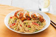 Thai Spiced Chicken Noodle Salad By Chef Mark Marchment