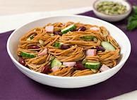 Spaghettini Medley with Dill and Pumpkin Seeds