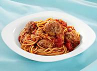 Long Noodles and Special Meatballs By Chef Bill Sharpe