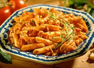 Penne in Vodka Cream Sauce