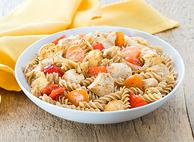 Rotini with Roasted Chicken and Cauliflower