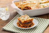 Gluten Free Veal and Eggplant Lasagne