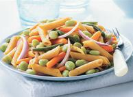 Tangy Tomato and Bean Salad