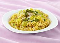 Lemon and Asparagus Pasta by Chef Anna March