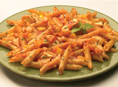 Penne Rigate with Chicken