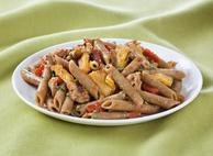 Penne with Tropical Grilled Chicken
