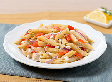 Chicken and Dill Penne Pasta Salad