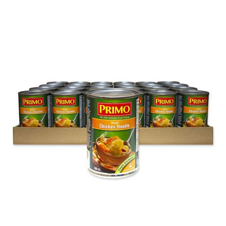 Primo Soup Primo Roasted Chicken Noodle Soup Case Pack