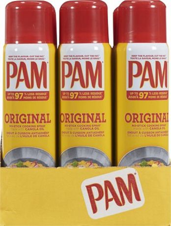 PAM Original Cooking Oil Spray Case Pack
