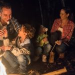 The Perfect Grocery List For a Family Campfire