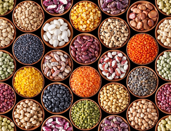 Healthiest Foods for Women - Beans