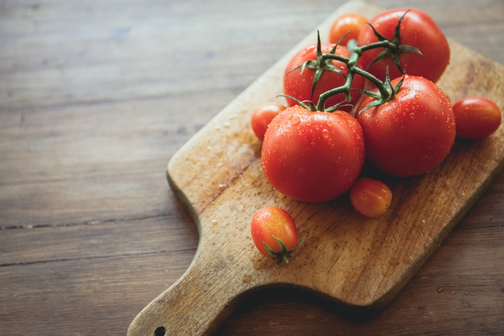 Healthiest Foods for Women - Tomatoes