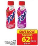 Yop Drinkable Yogurt 200 ml