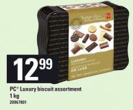 PC Luxury Biscuit Assortment - 1 Kg