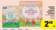 Healthy Times Organic Cookies Or Teethers - 48-184 g