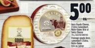 Anco Gouda Cheese - L'extra Camembert - Notre-dame Brie Or Swiss Cheese