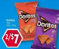 Doritos Chips 230g - 255g