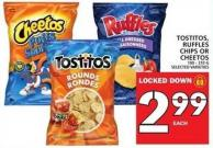 Tostitos - Ruffles Chips Or Cheetos 180 - 310 G