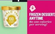 Halo Top Frozen Dairy Dessert - 473 Ml