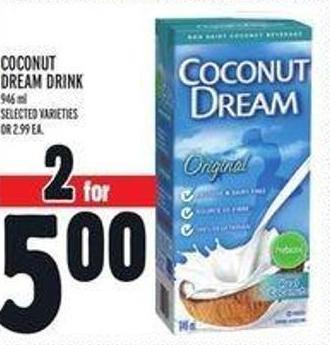 Coconut Dream Drink