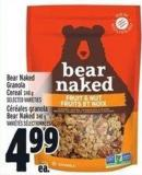 Bear Naked Granola Cereal 340 g