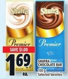 Shufra Chocolate Bar