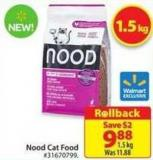Nood Cat Food