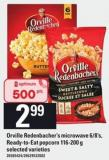 Orville Redenbacher's Microwave 6/8's - Ready-to-eat Popcorn - 116-200 G