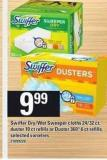 Swiffer Dry/wet Sweeper Cloths 24/32 Ct - Duster 10 Ct Refills Or Duster 360° 6 Ct Refills