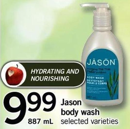 Jason Body Wash - 887 mL