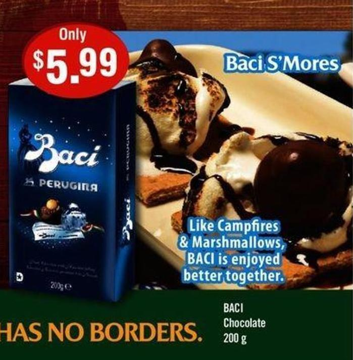 Baci Chocolate