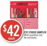 Eye Studio Sampler
