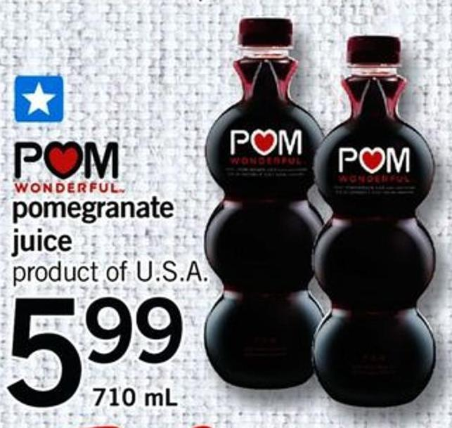 Pomegranate Juice - 710 Ml