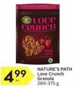 Nature's Path Love Crunch