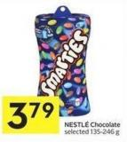 Nestlé Chocolate Selected 135-246 g