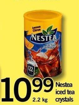 Nestea Iced Tea Crystals