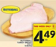 Butterball Turkey Breast