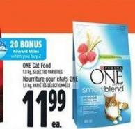 One Cat Food | Nourriture Pour Chats One
