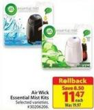 Air Wick Essential Mist Kits
