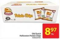 Old Dutch Halloween Potato Chips