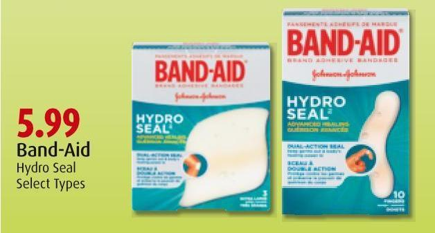 Band-aid Hydro Seal