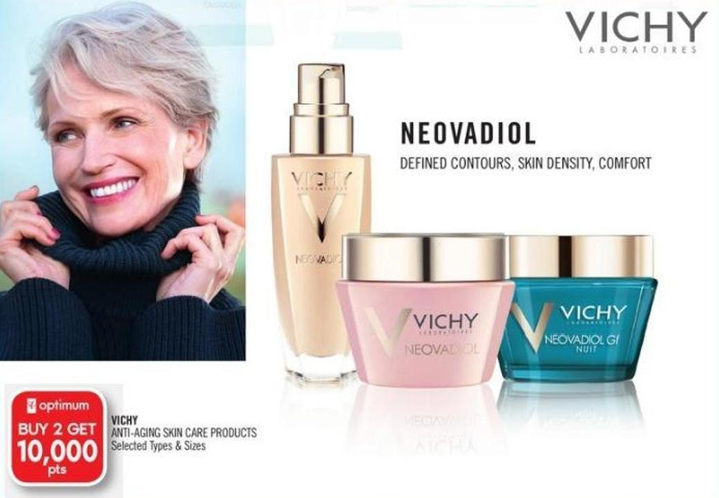 Vichy Anti-aging Skin Care Products