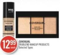 Covergirl Trublend Makeup Products