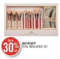 Quo Beauty Total Indulgence Set