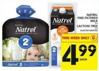 Natrel Fine-filtered Milk Or Lactose Free